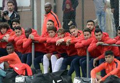Trabzonsporun Hollanda kampı tamamlandı
