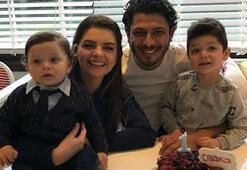 Pelin Karahan'ın oğlu 1 yaşında