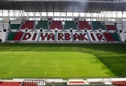 Diyarbakır Stadı finale yetişecek