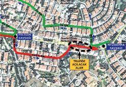 Poligon yarın trafiğe açılıyor