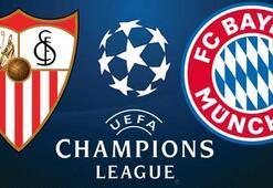 Sevilla 1-2 Bayern Munih (İşte maçın özeti)