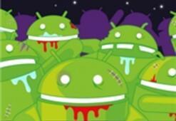 Google Play Store 'da virüs alarmı