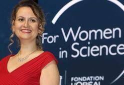 Türk bilim kadınına UNESCOdan ödül