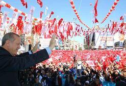 Cumhurbaşkanı Erdoğan: Türkiye tarihi bir tercihte bulunacak