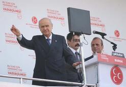 MHP lideri Bahçeli: Rusya suçüstü yakalandı