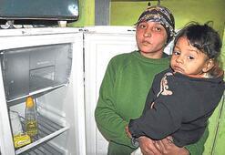 Kübra bebek açlıktan öldü