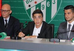 Bursaspor Josueye imzayı attırdı