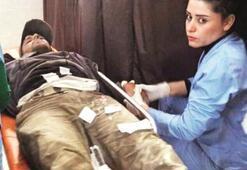 Yaralı teröristler Avrupada tedavi gördü