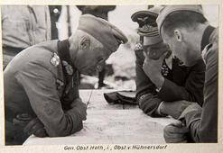 Fotoğraflar ilk kez ortaya çıktı Nazi Mareşali von Richthofenin albümünden kareler