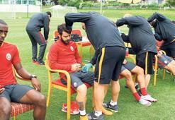 Galatasaray testten geçti
