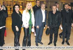 'Mehmetçik ile gurur duyuyoruz'