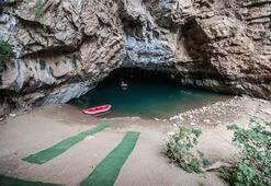 Antalyada gizli cennet: Altınbeşik