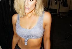 Khloe Kardashian itiraf etti