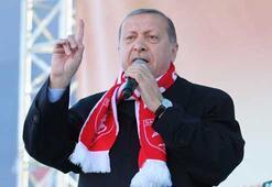 Erdoğandan Samsunda önemli açıklamalar