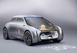 BMV otonom araç vizyonlarını tanıttı
