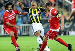 Fenerbahçe galibiyet serisini bozdu
