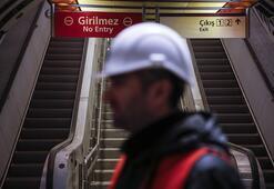 Üsküdar - Ümraniye metro istasyonu çalışmalarında sona yaklaşılıyor