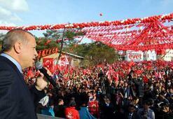 Cumhurbaşkanı Erdoğandan Mardinde önemli açıklamalar