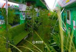 Botanik bahçe değil, metro