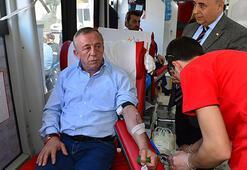 Ağaoğlundan kan bağışı kampanyası