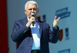 Başbakan Yıldırım: Ankara akın akın meydanlara indi