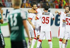 Josko Ried - Galatasaray: 2-3