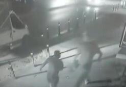 Mehmet Şanlı İstanbul sokaklarında saldırıya uğramış O görüntüler...