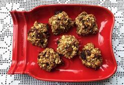 Glütensiz ve şekersiz kurabiye tarifi