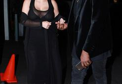 Kim Kardashianın hamile stili