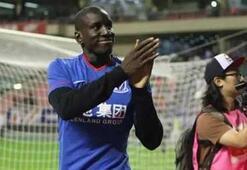 Demba Ba, Çindeki ilk golünü attı