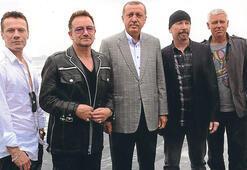 'Bono Başbakanın heybeti karşısında önünü ilikledi'