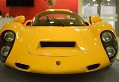 60'lı yılların efsane Porsche modelinden 483 beygirlik elektrikli dönüş