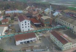 Asırlık fabrika yeniden üretime başladı