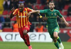 Kayserispor 0-5 Fenerbahçe (İşte maçın özeti)
