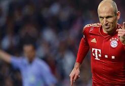 Flaş gelişme Robben kadro dışı...