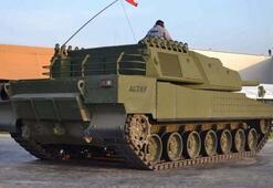 Altay tankında flaş gelişme Seri üretimi başlıyor