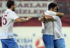 Trabzonspor: 1 - Differdange: 0