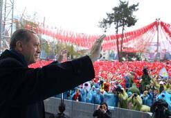 Cumhurbaşkanı Erdoğan: Üzerimize sırtlan gibi gibi saldırdılar