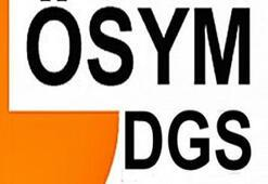 DGS 2015 sınav giriş yeri sorgulama