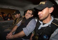 Interpolün aradığı 730 bin dolarlık vali yakalandı