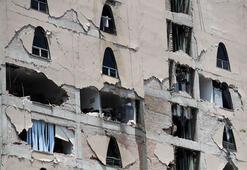 Son dakika: Meksikadaki depremden feci görüntüler Ölü sayısı artıyor...
