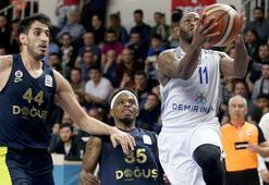 Fenerbahçe-Canik Belediyespor: 76-51