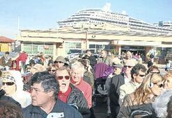 Mısır'a niyet İzmir'e kısmet