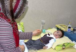 Selim bebeğin yaşamı ABDden gelecek ilaca bağlı