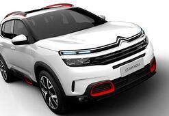 Cıtroenden yeni nesil SUV modelini Şangayda tanıttı
