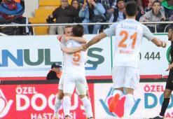 TM Akhisarspor-M.Başakşehir: 1-2