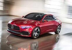 Mercedes A Sedan konsepti resmen duyuruldu; işte ilk detaylar