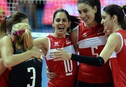 Türkiye - Dominik Cumhuriyeti: 3-0