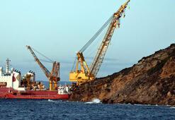 Azeri gazının Avrupa yolculuğu Marmara Denizinde başladı