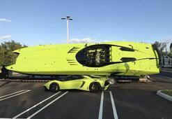 2.2 milyon dolara Lamborghini seti